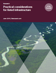 Practical considerations for listed infrastructure